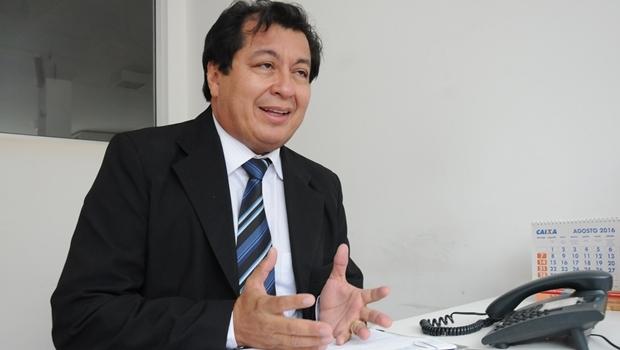 Sebastião Ferreira Leite, o Juruna | Foto: Fernando Leite / Jornal Opção