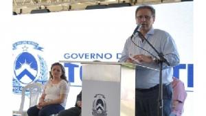 """Governador Marcelo Miranda: """"O ensino reflete o desenvolvimento""""   Foto: Divulgação"""