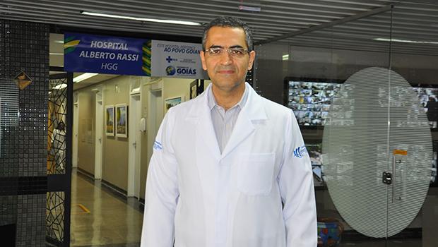 Sociedade Goiana de Pneumologia divulga nota em apoio ao médico Marcelo Rabahi