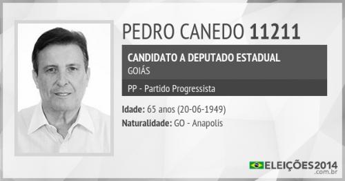 Pedro Canedo filia-se ao DEM de Ronaldo Caiado e vai disputar Prefeitura de Anápolis