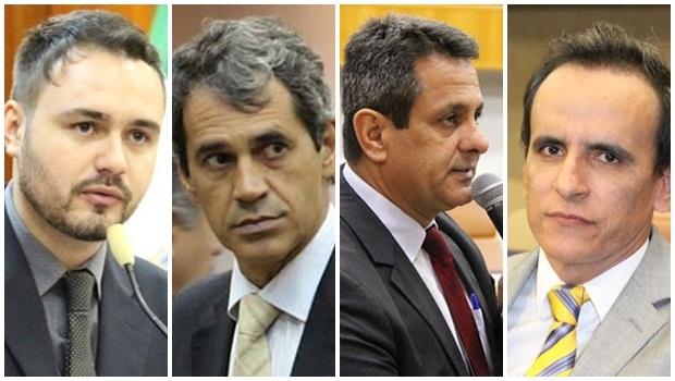 Vereadores Mizair Lemes Jr., Carlos Soares, Denício Trindade e Zander Fábio falaram ao Jornal Opção sobre a viabilidade do Nexus