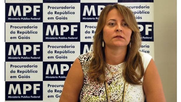 Mariane Guimarães, do MPF, tem sua decisão contestada pela BBom  | Foto: Divulgação