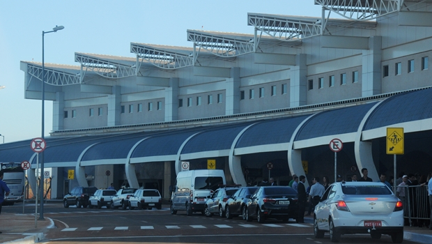 Polícia é acionada por suspeita de bomba no Aeroporto de Goiânia