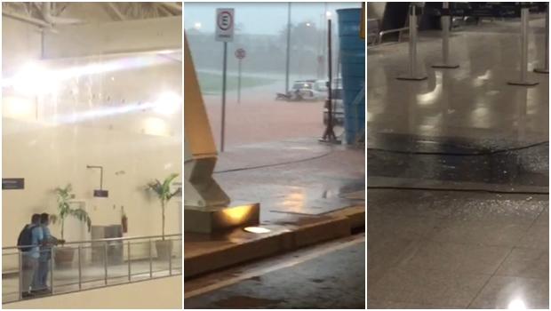 Infraero mantém início de operação do novo aeroporto mesmo após inundação