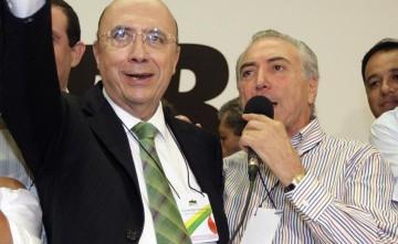 Michel Temer e Henrique Meirelles portalzzztemere-360x221