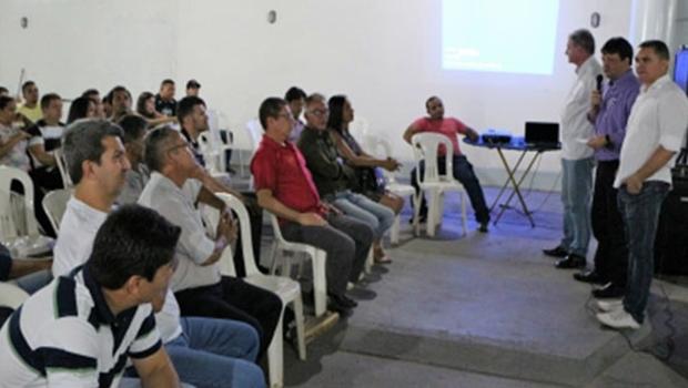 Pré-candidato Fabiano Parafuso: proposta com a participação do povo