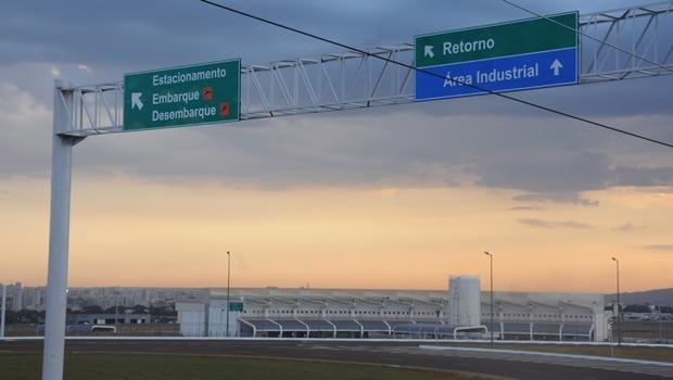 Resultado de imagem para aeroporto de goiania