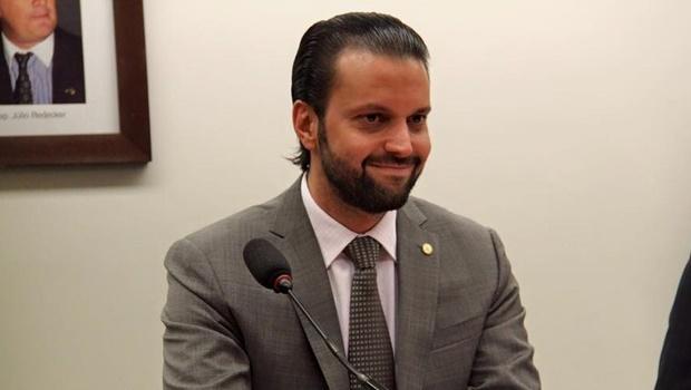 Além de Baldy, outro goiano também foi eleito para presidir uma Comissão. Marcos Abrão, do PPS, assumiu comissão de Integração Nacional   Foto: Reprodução