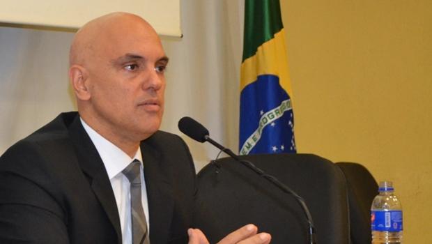 Em conversa com José Eliton, ministro da Justiça descarta proposta para ampliar fianças