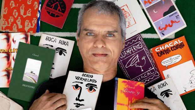 Maior nome da poesia marginal, Chacal oferece oficina gratuita de escrita criativa em Goiânia