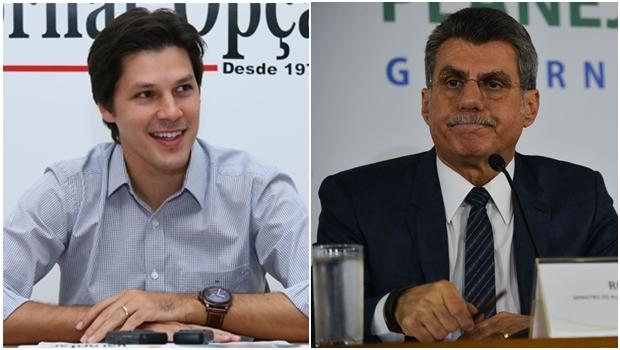 """Daniel Vilela diz que Jucá fez """"bem para o governo"""" ao se afastar de ministério"""