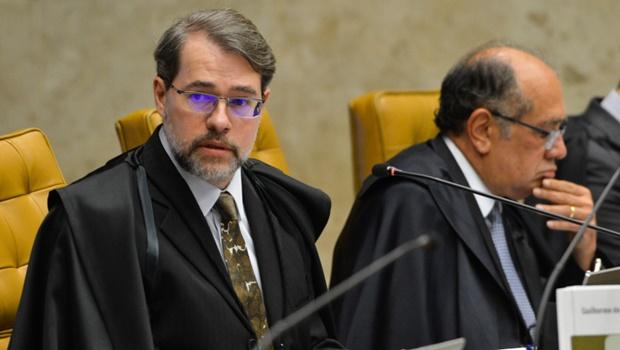 Dias Toffoli aceita diligências em inquérito contra Cunha