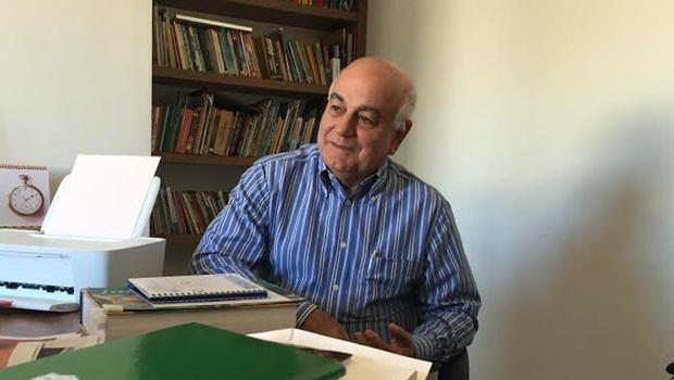 Hélio de Sousa concedeu entrevista ao Jornal Opção |Foto: Alexandre Parrode