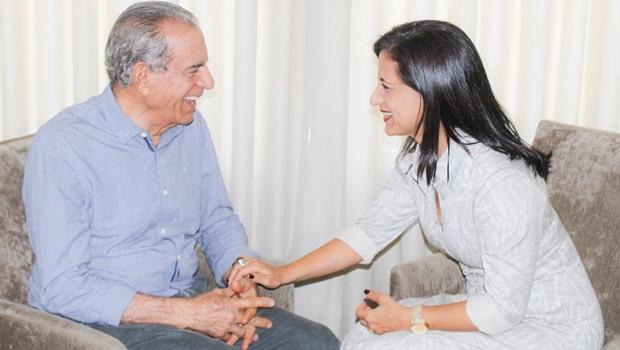 Célia Valadão diz que não articula para ser vice de Iris, mas aceitaria indicação