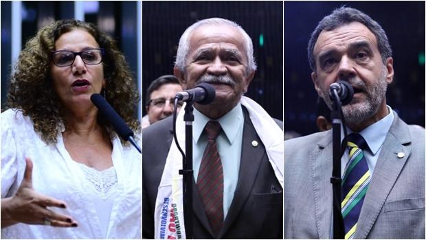 | Fotos: Nilson Bastian e Antonio Augusto/ Câmara dos Deputados