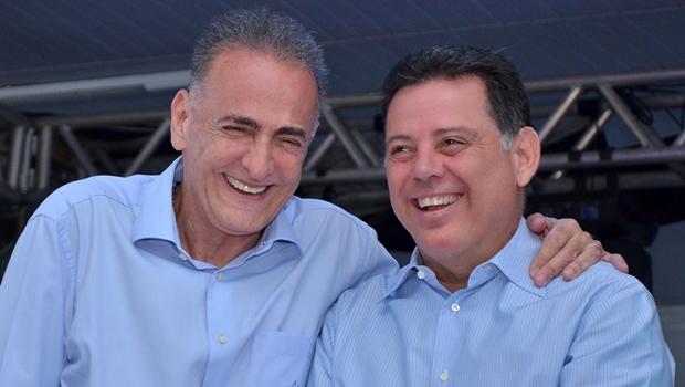Jardel Sebba é cotado para reoxigenar a área política do governo de Marconi Perillo