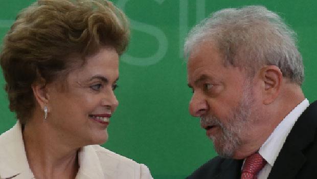STF abre inquérito contra Dilma e Lula por obstrução da Justiça