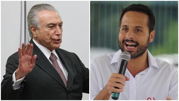 Michel recua e Marcio Caleiro, anunciado como secretário nacional de Cultura, assume cargo de ministro | Fotos: Lula Marques/ Agência PT e Tomaz Silva/ Agência Brasil