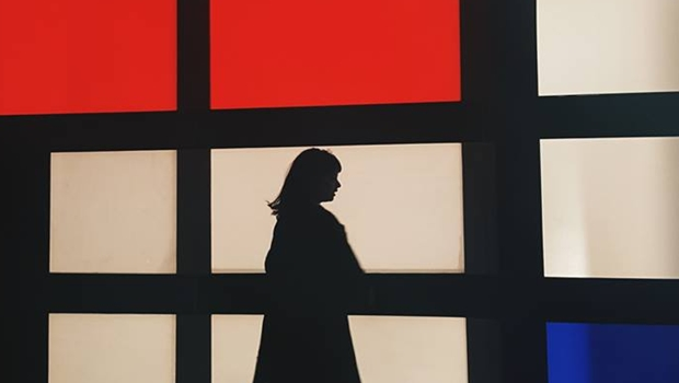 Mondrian em Brasília