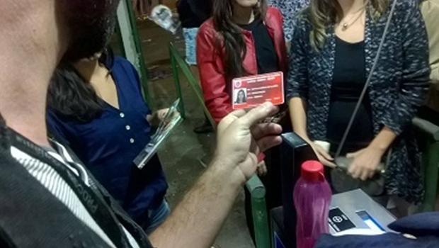 Liminar desobriga filiação a entidades estudantis nacionais em documento para meia entrada | Foto: Procon/Goiânia
