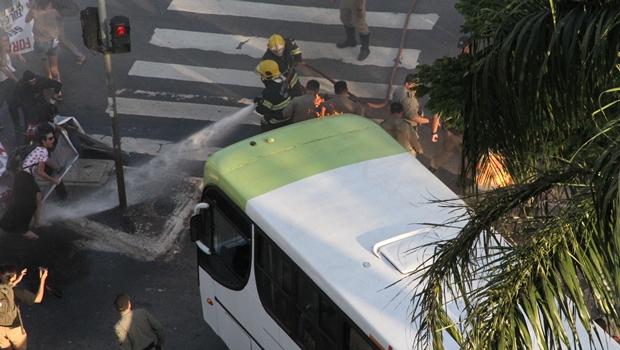 Secretaria de Segurança Pública repudia violência em protestos na Praça Cívica