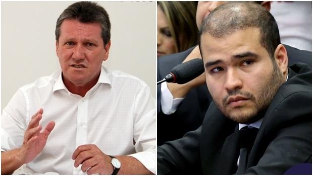 Vecci e Lucas Vergílio | Fotos: Jornal Opção / reprodução