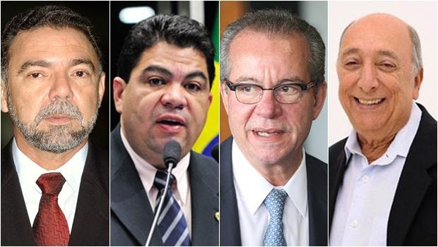 Fotos: Agência Brasil,  Senado Federal e PSDB
