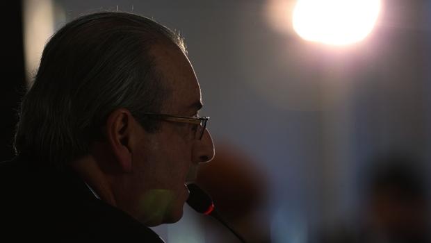 Eduardo Cunha concedeu entrevista coletiva nesta terça-feira (21/6) sobre a situação dele no processo de cassação na Câmara | Foto Lula Marques/Agência PT
