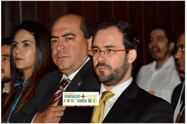 Leon Deniz e Lúcio Flávio 1