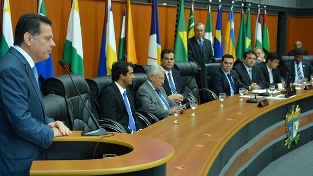 Marconi propõe que Goiás e Roraima estreitem relações econômicas e administrativas