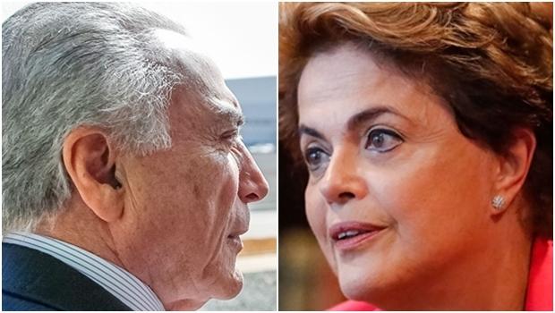 Nomeação havia sido feita por Dilma Rousseff (PT) no dia 11 de maio, um dia antes do seu afastamento e posse do interino Michel Temer (PMDB)   Fotos: Beto Barata e Roberto Stuckert Filho/PR