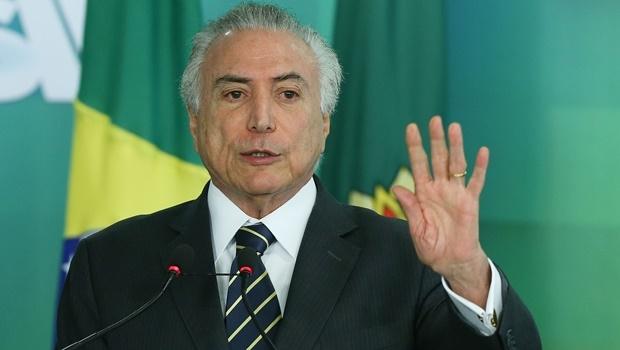 Governo interino não vai mais transmitir ao vivo eventos oficiais fora da capital federal | Foto: Lula Marques/Agência PT