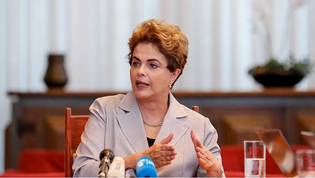 Dilma Rousseff: erros grosseiros causaram queda da atividade econômica | Foto: Roberto Stuckert Filho/PR