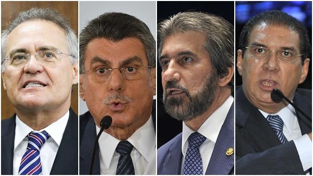 Fotos: Waldemir Barreto/Agência Senado, Marcelo Camargo e Antonio Cruz/Agência Brasil