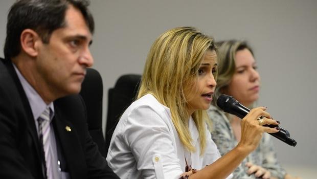 Delegada já havia confirmado a existência de estupro: Desafio é descobrir quantas pessoas participaram do crime |  Foto: Tomaz Silva/Agência Brasil