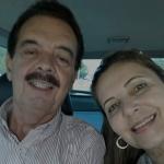 Tarzan de Castro e sua mulher 34
