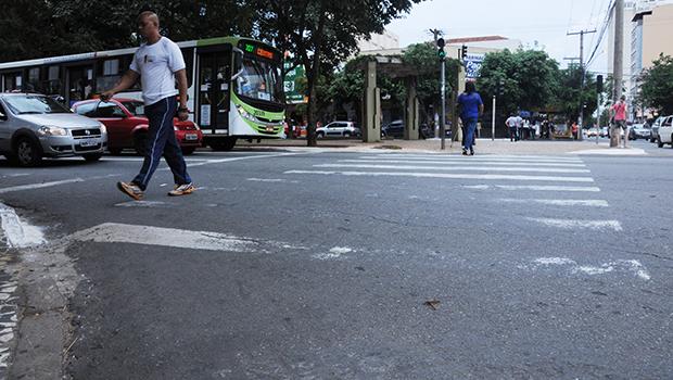 Prefeitura paga mais de R$ 20 milhões, mas serviço de sinalização não é cumprido da forma devida