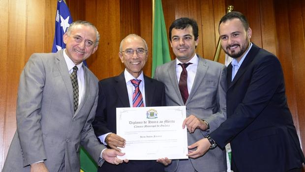 Câmara de Goiânia homenageia dono de construtora investigada por fraudes