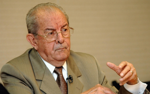 Jarbas Passarinho foi senador, governador do Pará e ministro na ditadura militar e no governo Collor | Foto: Arquivo/Agência Brasil