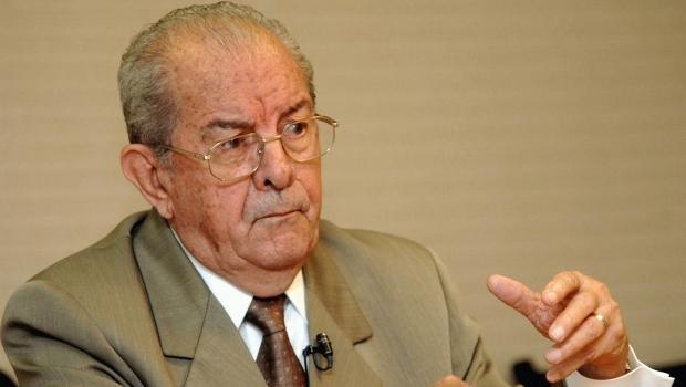 Ex-ministro Jarbas Passarinho morre aos 96 anos