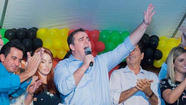 PMDB lança pré-candidatura de Gustavo Mendanha em Aparecida de Goiânia