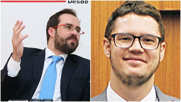Presidente da Comissão de Prerrogativas, Bruno Pena renuncia diante da conduta do presidente  da OAB-GO, Lúcio Flávio
