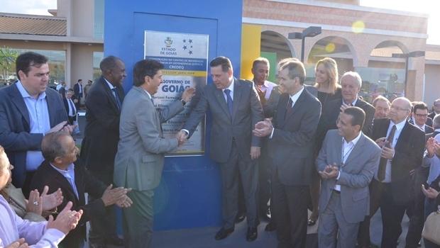 Inauguração Credeq Aparecida de Goiânia | Foto: Eduardo Ferreira