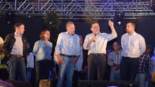 Para Marconi, punições de maus políticos fortalecem a democracia no Brasil