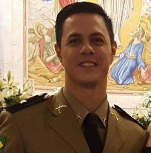 Renato Montalvão Simões: o policial militar decidiu não atirar para conter um criminoso e acabou assassinado