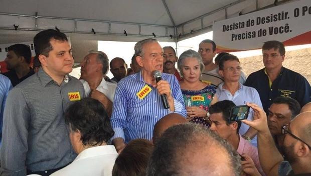 Foto: Alexandre Parrode/Jornal Opção