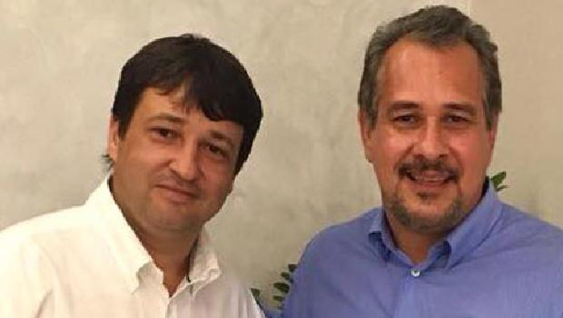 Marcão Poggio e Fabiano Parafusos: se der aliança, a chapa ganha fôlego | Foto: Divulgação