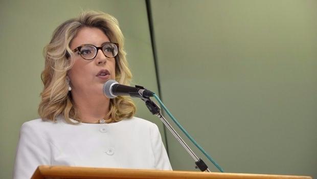 Advogada goiana Arlete Mesquita é a primeira mulher a ocupar cargo de auditoria no STJD | Foto: Divulgação