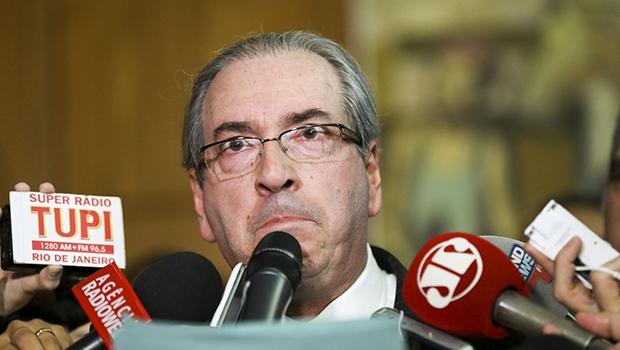 """Eduardo Cunha ao renunciar à presidência da Câmara: """"Estou pagando um alto preço por ter dado início ao impeachment"""""""