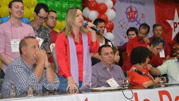 Adriana Accorsi elogiou a gestão de Paulo Garcia e afirmou que momento é de resgatar conquistas | Foto:; reprodução/Facebook